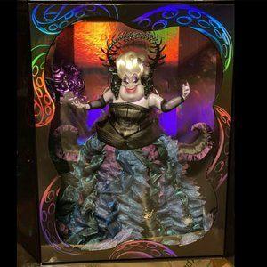 Disney Ursula Limited Edition Doll